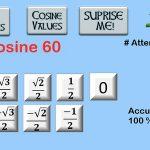 Sine Cosine Values UnitCircle